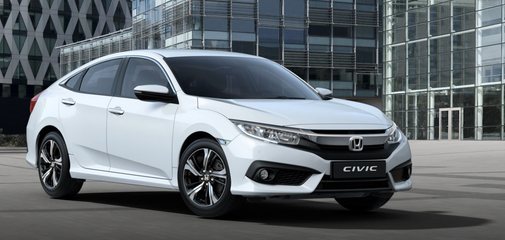Honda Civic 4D 2017